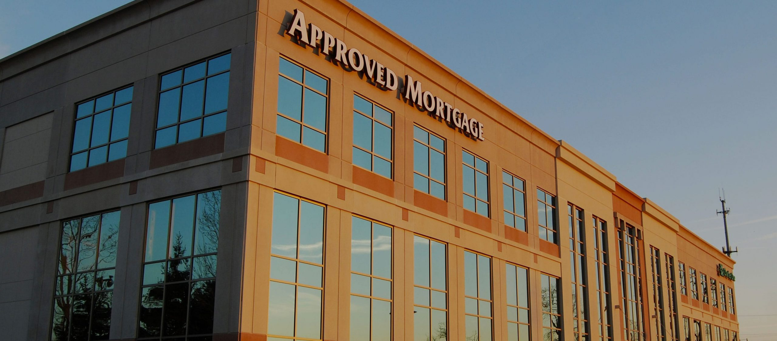 Approved Mortgage office building - Greenwood, IN
