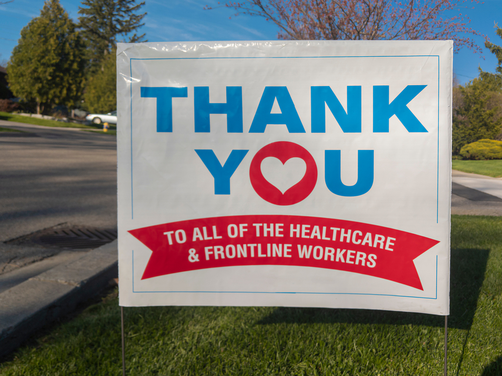 Approved Mortgage - Thank you to all of the healthcare & frontline workers